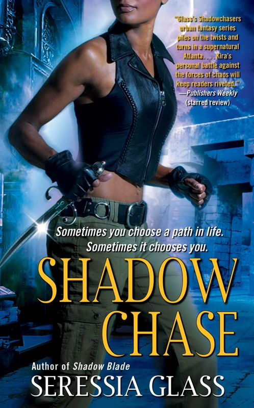 Shadow Chase (Shadowchasers, #2)