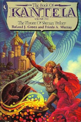 The Book of Kantela (The Throne of Sherran, #1)