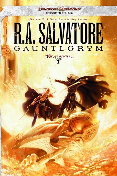 Gauntlgrym (The Neverwinter Saga, #1)
