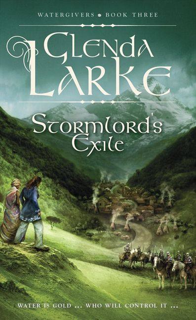 Stormlord's Exile (Watergivers, #3)