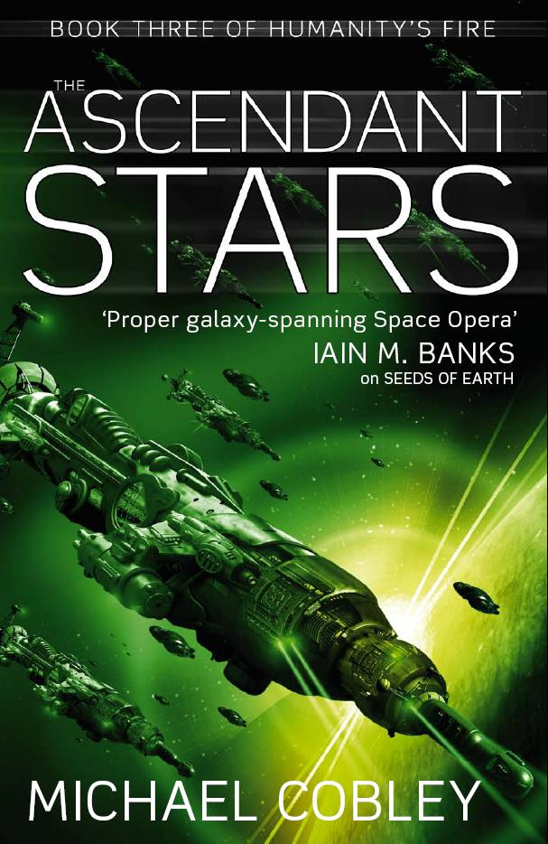 The Ascendant Stars (Humanity's Fire, #3)