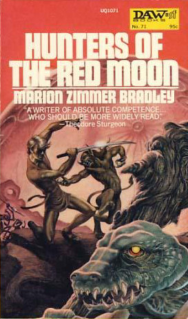 Hunters of the Red Moon (Hunters, #1)