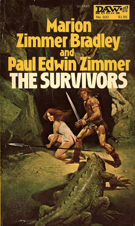 The Survivors (Hunters, #2)