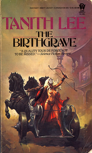 The Birthgrave (The Birthgrave Trilogy, #1)
