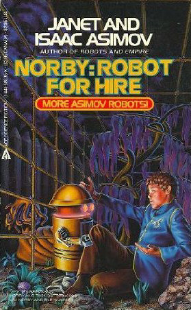 Norby: Robot for Hire