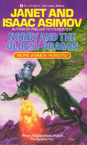 Norby and the Oldest Dragon