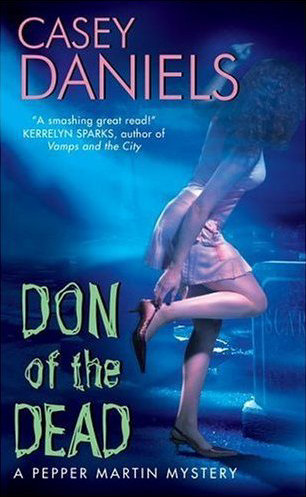 Don of the Dead (Pepper Martin Mysteries, #1)
