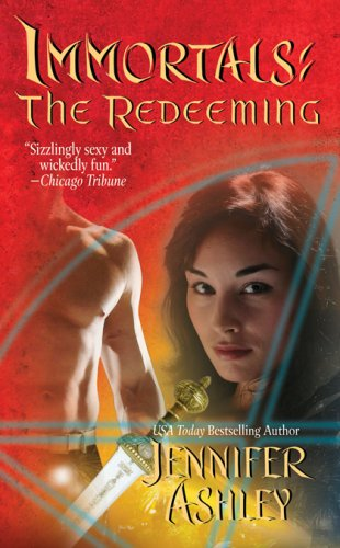 The Redeeming (Immortals, #5)