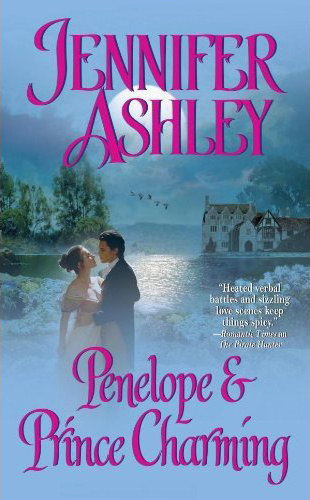 Penelope and Prince Charming (Nvengaria, #1)