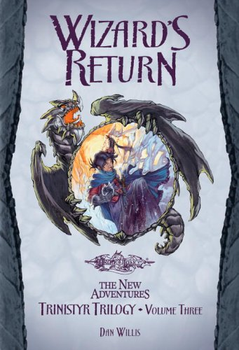 Wizard's Return (Dragonlance: Trinistyr Trilogy, #3)