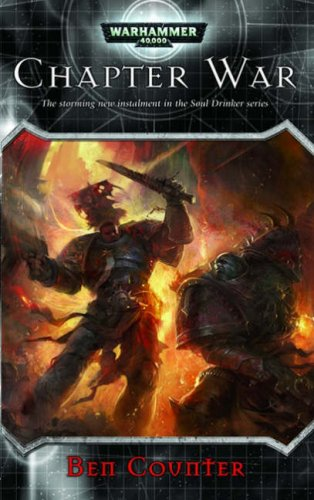 Chapter War (Warhammer 40,000: Soul Drinkers, #4)