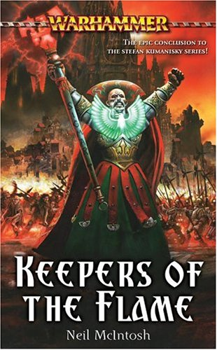 Keepers of the Flame (Warhammer: Stefan Kumansky, #3)
