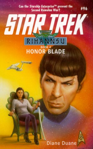 Honor Blade (Star Trek: The Original Series (numbered novels), #96)