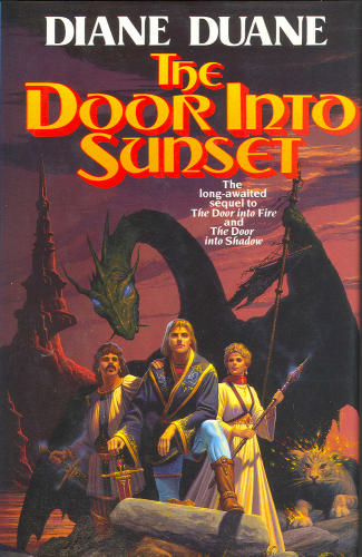 The Door into Sunset (Tale of the Five, #3)