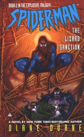 The Lizard Sanction (Spider-Man: The Venom Factor, #2)