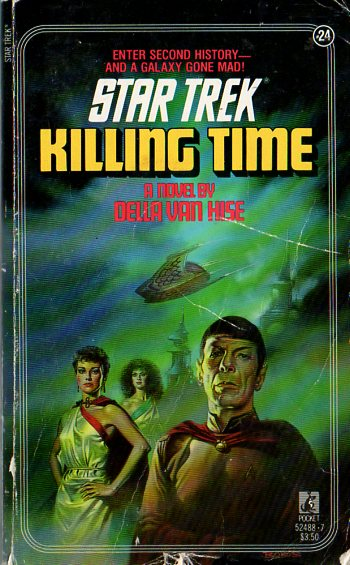 Killing Time (Star Trek: The Original Series (numbered novels), #24)