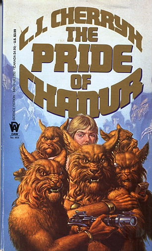 The Pride of Chanur (The Chanur Novels, #1)