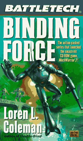 Binding Force (BattleTech, #32)