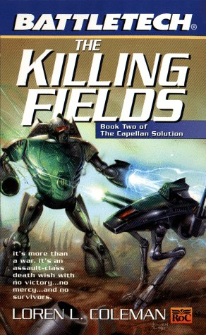 The Killing Fields (BattleTech, #45)