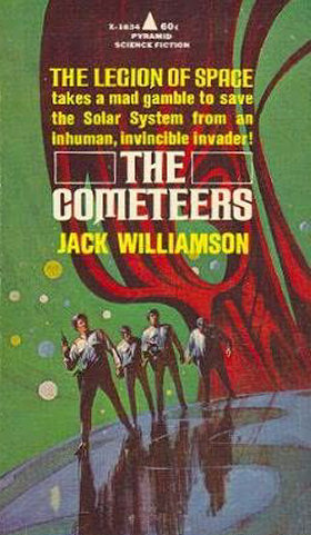 The Cometeers (Legion of Space, #2)