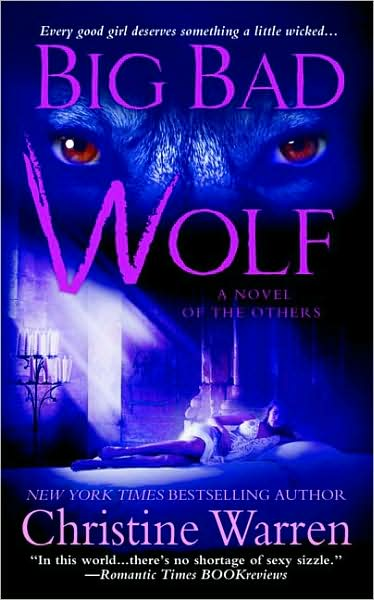 Big Bad Wolf (The Others, #2)