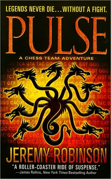 Pulse (Chess Team Adventures, #1)