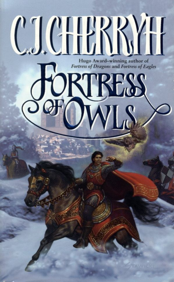 Fortress of Owls (The Fortress Series, #3)