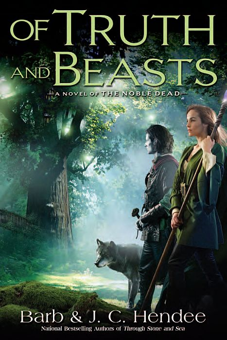 Of Truth and Beasts (The Noble Dead, #9)