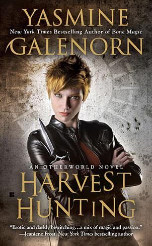 Harvest Hunting (Sisters of the Moon / The Otherworld Series, #8)