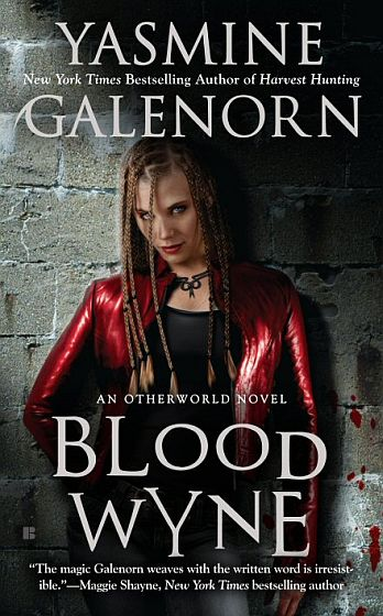 Blood Wyne (Sisters of the Moon / The Otherworld Series, #9)