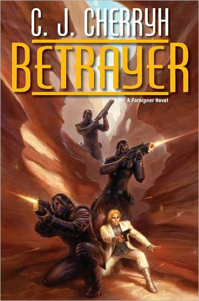 Betrayer (The Foreigner Universe, #12)