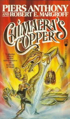 Chimaera's Copper (Kelvin of Rud, #3)