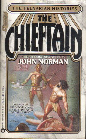 The Chieftain (The Telnarian Histories, #1)