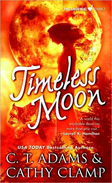 Timeless Moon (Tales of the Sazi, #6)