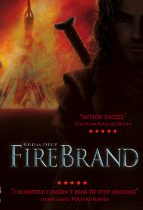 Firebrand (Rebel Angels, #1)