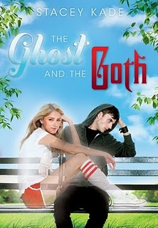 The Ghost and the Goth (Ghost and the Goth, #1)