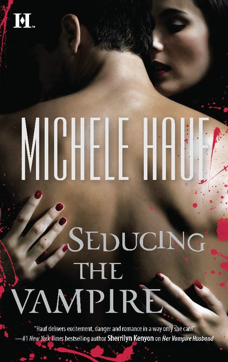 Seducing the Vampire (Wicked Games, #4)