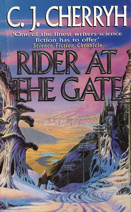 Rider at the Gate (The Finisterre Universe, #1)