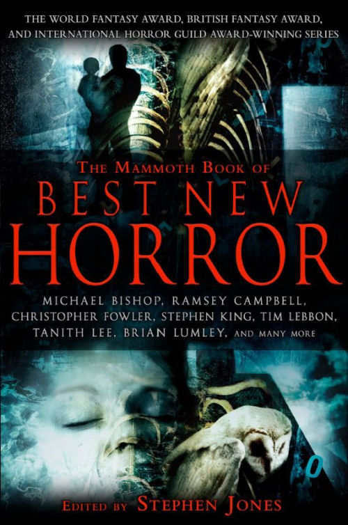 The Mammoth Book of Best New Horror 20 (Best New Horror, #20)