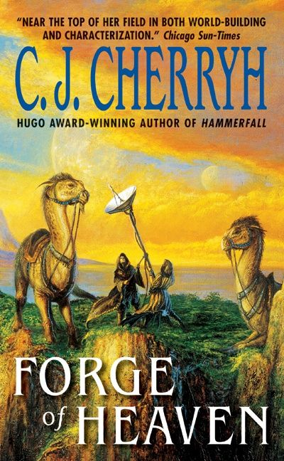 Forge of Heaven (The Gene Wars, #2)