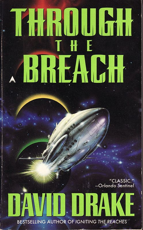 Through the Breach (Reaches, #2)