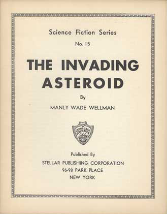 The Invading Asteroid