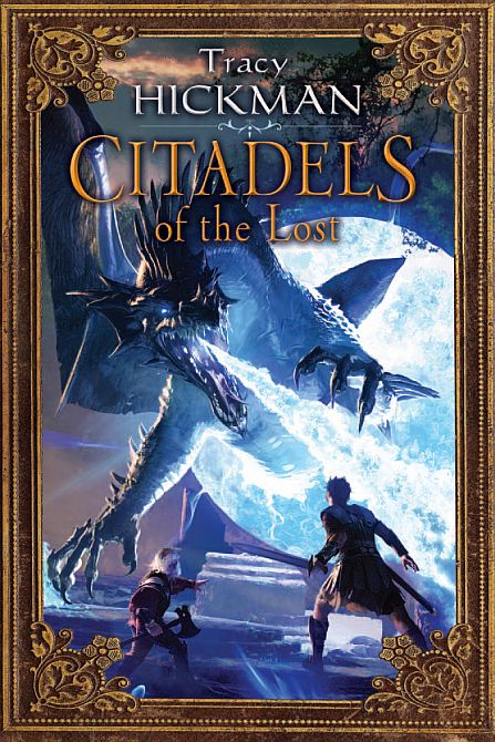 Citadels of the Lost (The Annals of Drakis, #2)