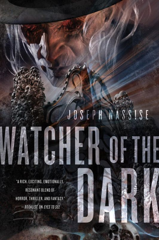 Watcher of the Dark (The Jeremiah Hunt Chronicles, #3)