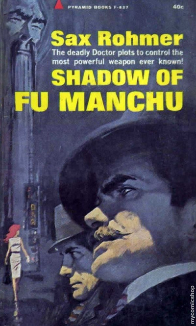 Shadow of Fu Manchu (Fu Manchu, #11)