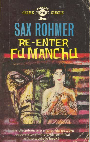 Re-Enter: Dr. Fu Manchu (Fu Manchu, #13)