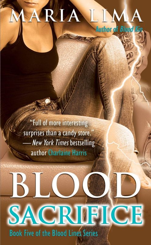 Blood Sacrifice (Blood Lines / Keira Kelly, #5)
