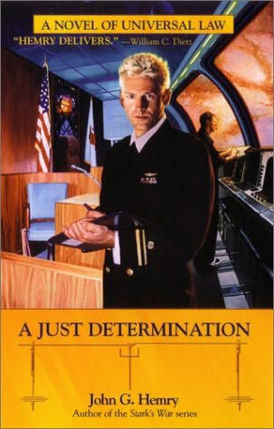 A Just Determination (Paul Sinclair, #1)