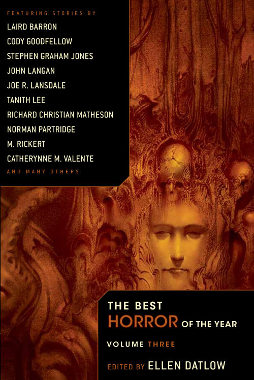 The Best Horror of the Year: Volume Three (The Best Horror of the Year, #3)