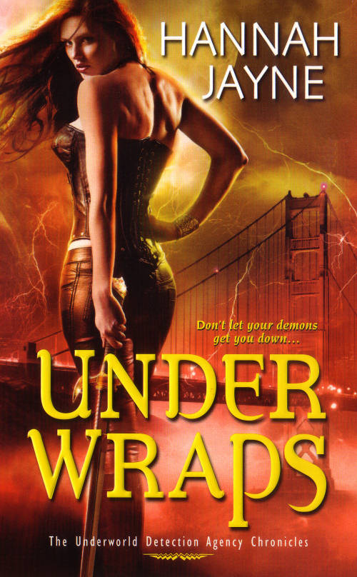 Under Wraps (The Underworld Detection Agency Chronicles, #1)